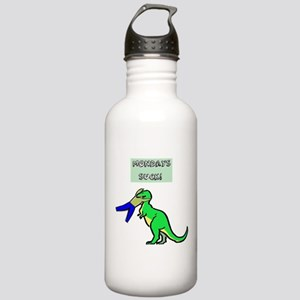 MONDAYS SUCK! Water Bottle