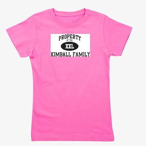 Property of Kimball Family T-Shirt