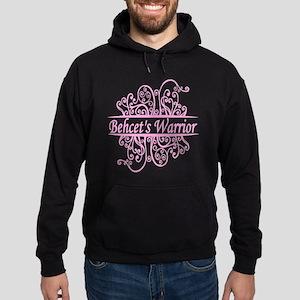 Behcets Warrior (pink) Hoodie