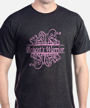Behcets Warrior (Pink) T-Shirt