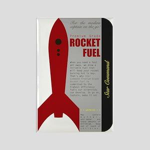 Rocket Fuel Rectangle Magnet