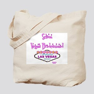 Las Vegas Bridesmaid Tote Bag