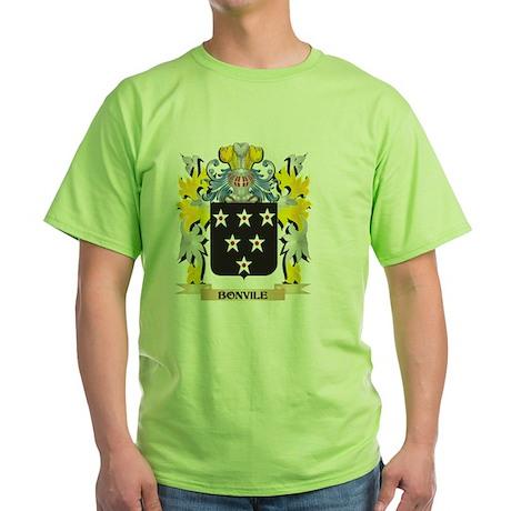 Bonviletemp455.Png Coat of Arms - Family C T-Shirt