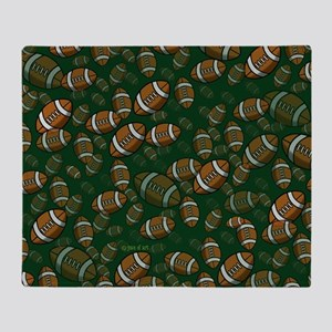 Rugby Throw Blanket