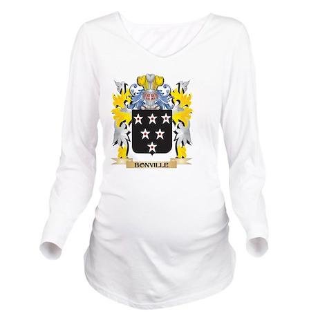 Bonvilletemp819.Png Coat of Arms - Family T-Shirt