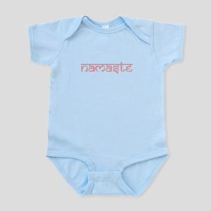 Namaste, Yoga Infant Bodysuit