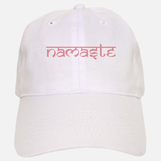 Namaste, Yoga Baseball Baseball Cap
