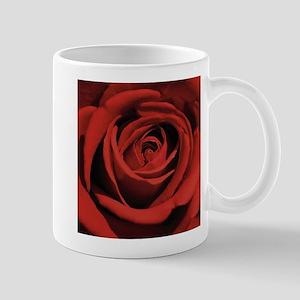 Lovers Red Rose Mugs