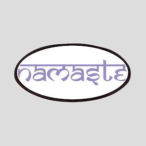 Namaste, Yoga Patches
