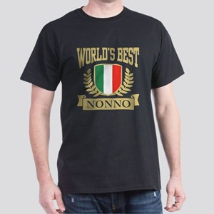World's Best Nonno Dark T-Shirt