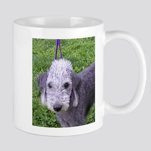 bedlington terrier grey Mugs