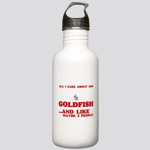 All I care about are G Stainless Water Bottle 1.0L