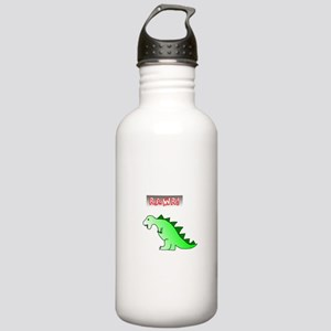 RAWR Water Bottle