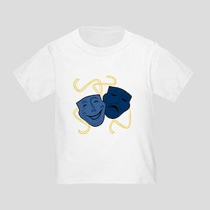 Theatre Masks Toddler T-Shirt