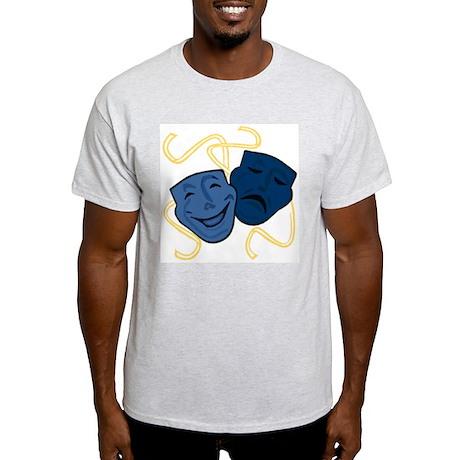 Theatre Masks Light T-Shirt