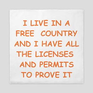 FREE country Queen Duvet