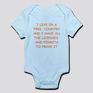 FREE country Body Suit
