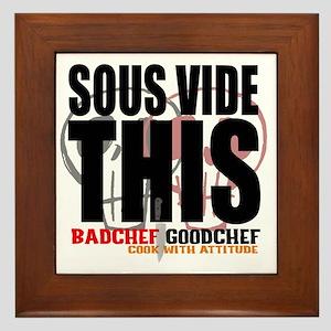 Sous Vide This Framed Tile