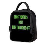 Ghost Hunters Do It Neoprene Lunch Bag