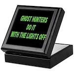 Ghost Hunters Do It Keepsake Box