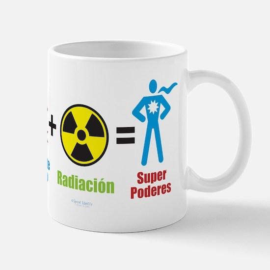 Super Poderes - Espanol Mugs