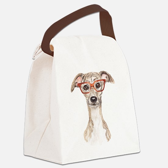 Iggeek Canvas Lunch Bag