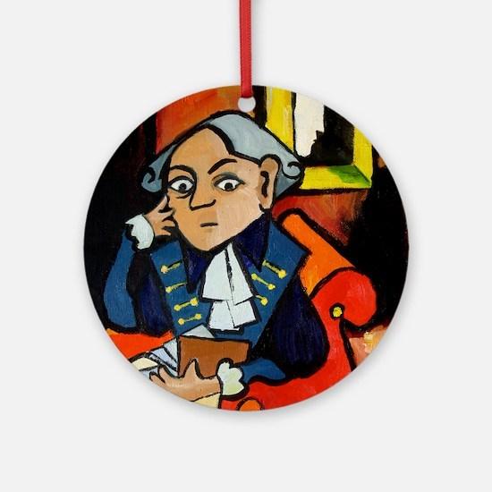 Kant Round Ornament