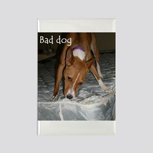 bad dog 2 Magnets