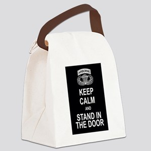Airborne Canvas Lunch Bag
