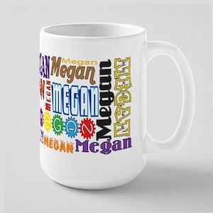Megan 15 Oz Ceramic Large Mug Mugs