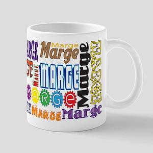 Marge 11 Oz Ceramic Mug Mugs