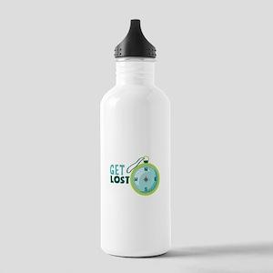 get lost Water Bottle