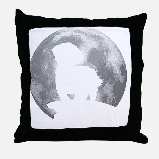Cute Halloweens Throw Pillow