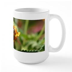 Bee on Lantana - Large Mug
