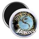 "This Side of Sanity 2.25"" Magnet (10 pack)"