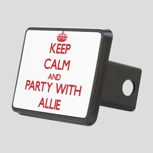 Keep Calm and Party with Allie Hitch Cover