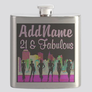 TRENDY 21ST Flask