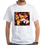 The Orchid Galaxy White T-Shirt