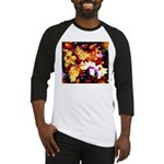The Orchid Galaxy Baseball Jersey
