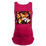 The Orchid Galaxy Maternity Tank Top
