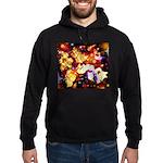 The Orchid Galaxy Hoodie (dark)