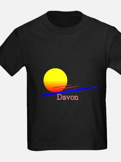 Davon T