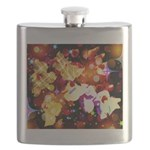The Orchid Galaxy Flask