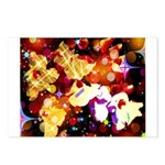 The Orchid Galaxy Postcards (Package of 8)