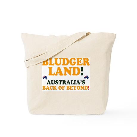 AUSTRALIA - BLUDGER LAND! Tote Bag