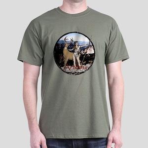 Artemis Greek virgin goddess Dark T-Shirt