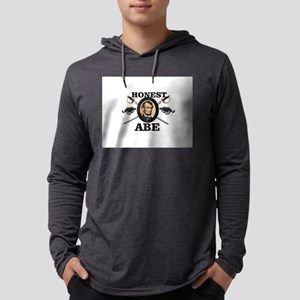 honest abe cannon Long Sleeve T-Shirt