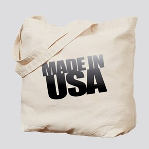 USA BLACK Tote Bag