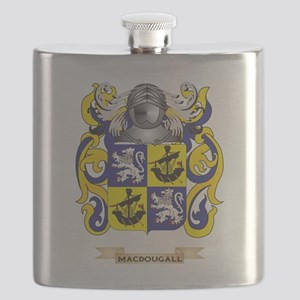 MacDougall Coat of Arms - Family Crest Flask