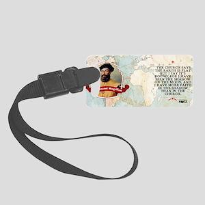 Ferdinand Magellan Historical Mu Small Luggage Tag